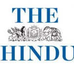 """The Hindu"" logo"